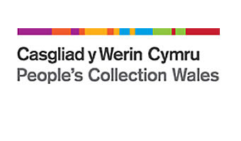 People's Collection Wales logo - link to the STori FAwr collection
